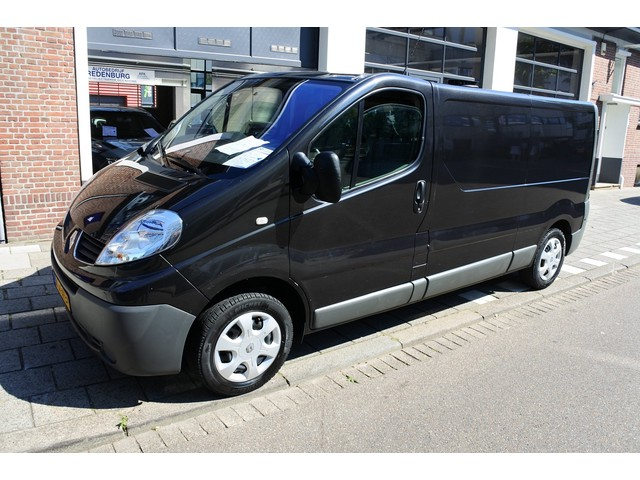 Renault Trafic 2.0 DCI T29 L2H1   ec   airco