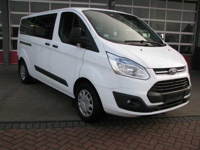 Ford Custom Tourneo 330L 2.2TDCI 125PK L2H1 Trend  9 Persoons