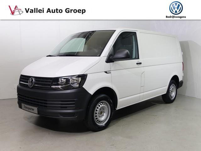 Volkswagen Transporter 2.0 TDI EU6 84PK Economy Edition   Trekhaakvoorbereiding   Mijn VW Bedrijfswagen app   Achterdeuren+Ruit  