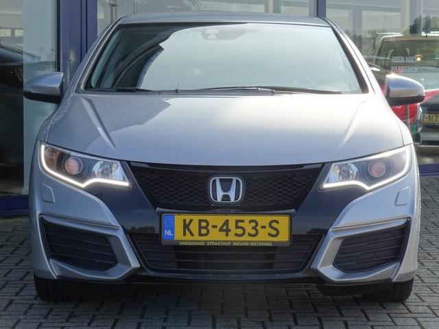 Honda Civic 1.4 COMFORT, Sportvelgen   Climate control   Bluetooth   Cruise control