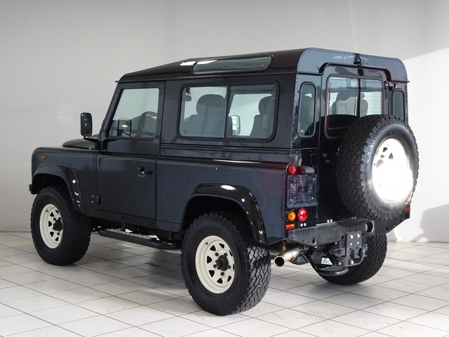 Land Rover Defender 2.4 TD 90 SW S COLD CLIMATE AIRCO LIER EX BTW!!