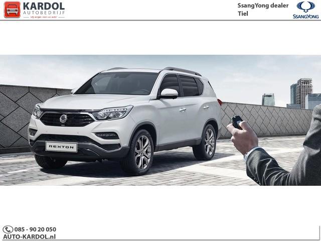 SsangYong Rexton 2.2 e-XDi Sapphire VAN 4WD |NW MODEL 3500KG TREKGEWICHT