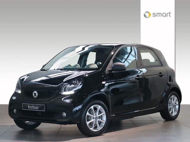 Smart Forfour Electric Drive Business Solution Pure Plus Cool & Audio