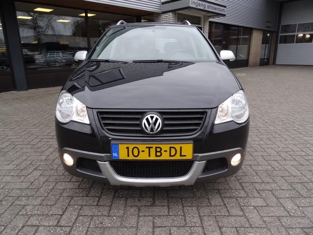 Volkswagen Polo 1.4-16V CROSS,Climatic,Trekhaak