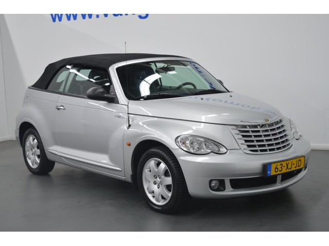Chrysler PT Cruiser Cabrio 2.4i Limited AUTOMAAT