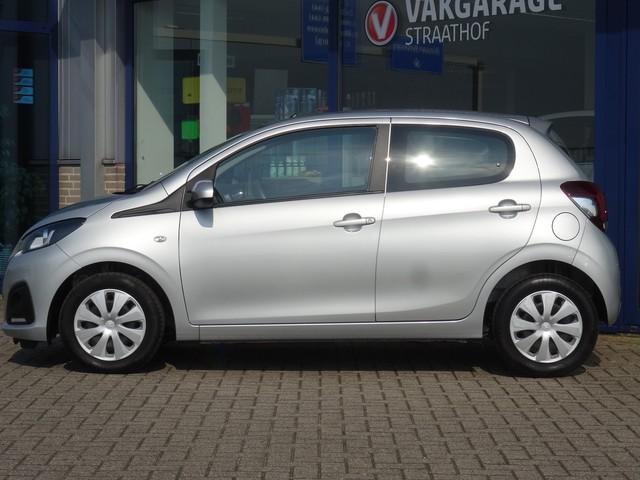 Peugeot 108 1.0 E-VTI ACTIVE, 5-Deurs   Airco   Bluetooth   Centrale verg.   Premium pack
