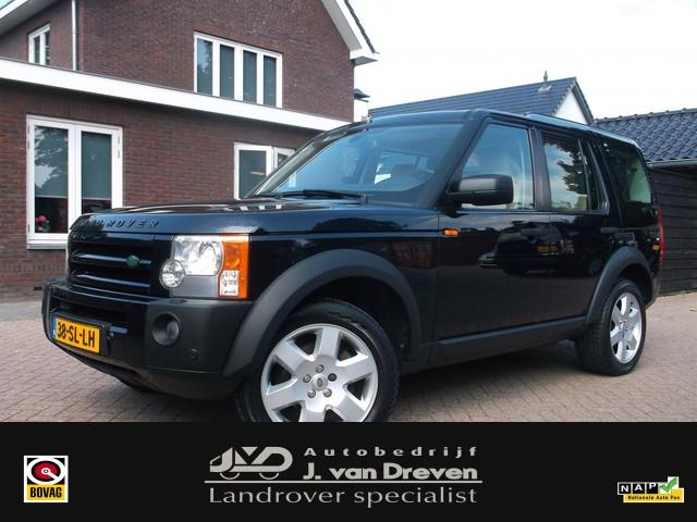 Land Rover Discovery 2.7 TdV6 HSE 7 Pers Xenon Leder Navi!