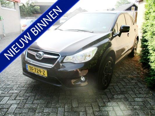 Subaru XV 2.0i Luxury Plus AWD AUTOMAAT! 1e eigenaar! dealer onderhouden! navigatie! trekhaak! 150 PK!