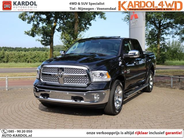 Dodge Ram 1500 5.7 V8 4X4 CREW CAB 5'7 LARAMIE LPG BENZINE   Rijklaarprijs excl. BTW US CAR DEALER BTW