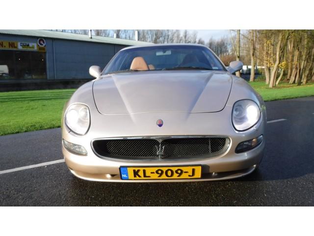 Maserati Coupe 4.2 V8 390PK GT Cambiocorsa