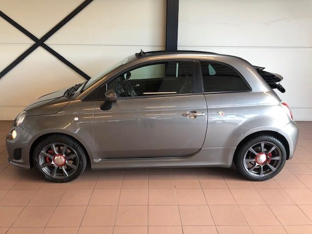 Abarth 500 C 1.4-16V Abarth l Airco l Cabrio l SPORT l