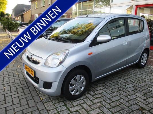 Daihatsu Cuore 1.0 PREMIUM 1e eigenaar! dealer NL auto! airco! schuifbank! 58.000 km!