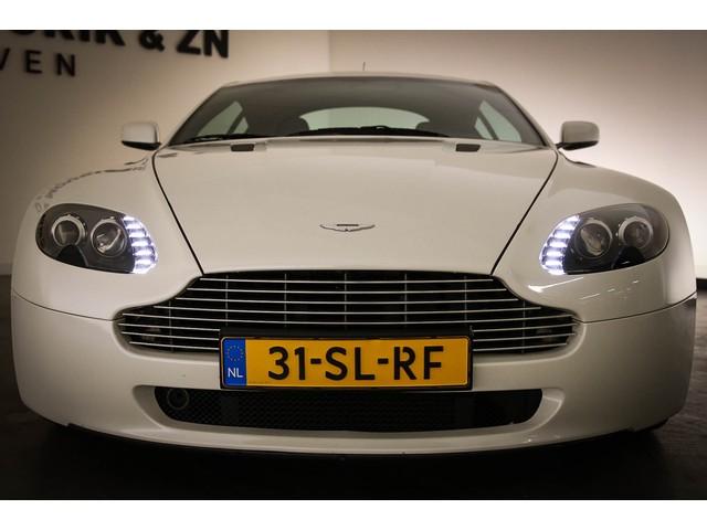 Aston Martin V8 Vantage 4.3 V8 | LEDER | SPORTSTOELEN | XENON