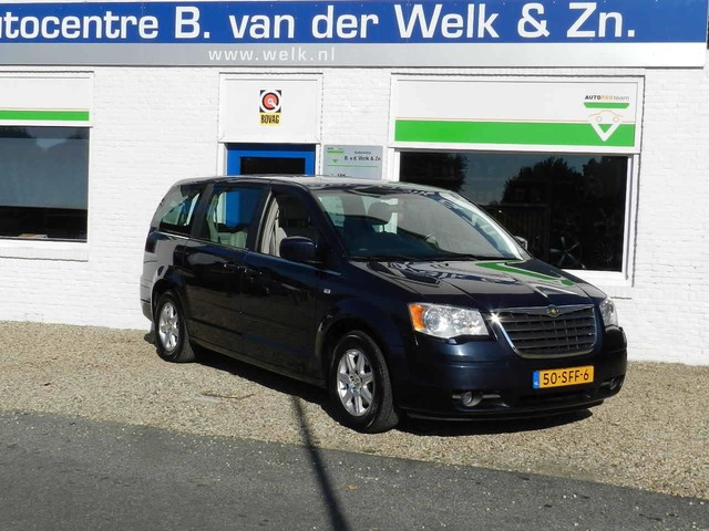 Chrysler Grand Voyager 3.8 V6 Touring Business Edition VOL VOL VOL