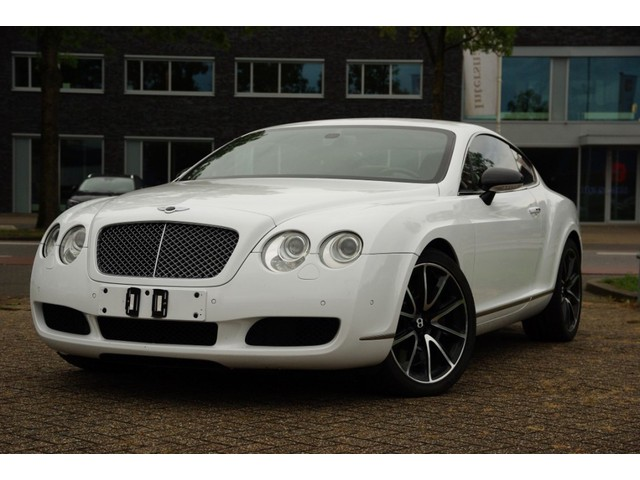 Bentley Continental GT Continental GT W12 6.0 Coupe 2005 Duits kenteken