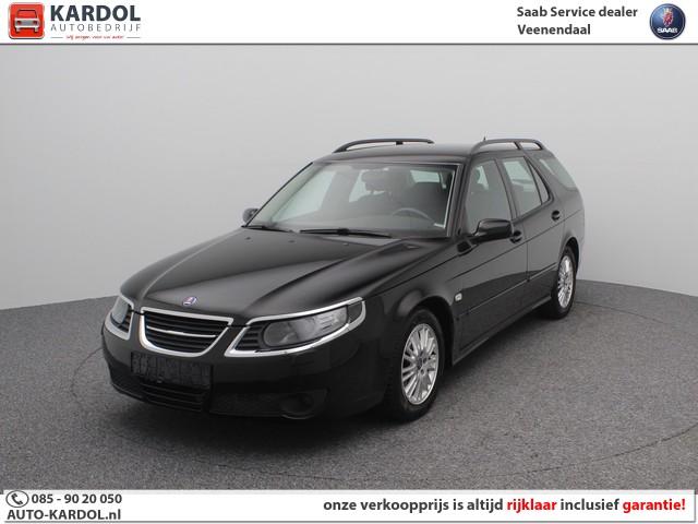 Saab 9-5 Estate 2.0t Vector Aut. | Rijklaarprijs