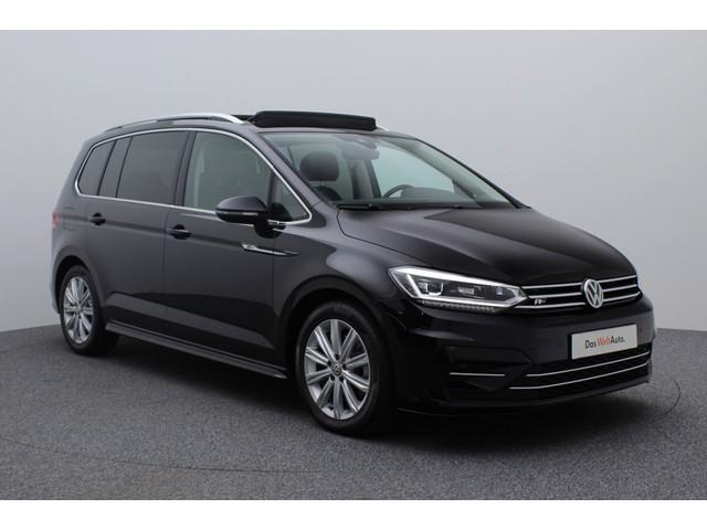 Volkswagen Touran 7-Persoons 1.8 TSI 180PK DSG Highline R-Line | Navigatie | Panoramadak | LED | 7-persoons | Wegklapbare trekhaak | Keyless Entry