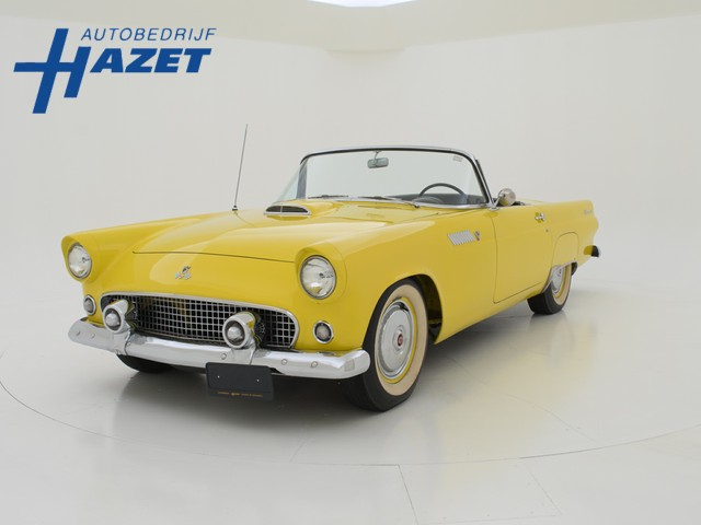Ford USA Thunderbird CONVERTIBLE 4.8 V8 AUT. + HARDTOP