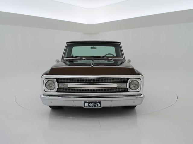 Chevrolet C10 PICK UP 5.7 V8 AUT. VOLLEDIG GERESTAUREERD
