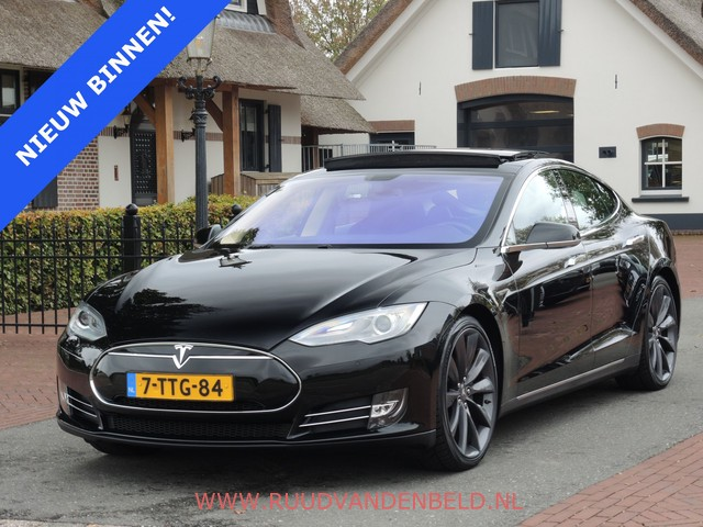 Tesla Model S 85 7-PERS PANO LUCHTV.*!*49.489 INCL.BTW