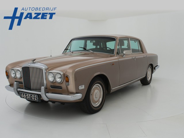 Bentley T-Serie T1 6.8 V8 AUT. ORIGINEEL NEDERLANDS