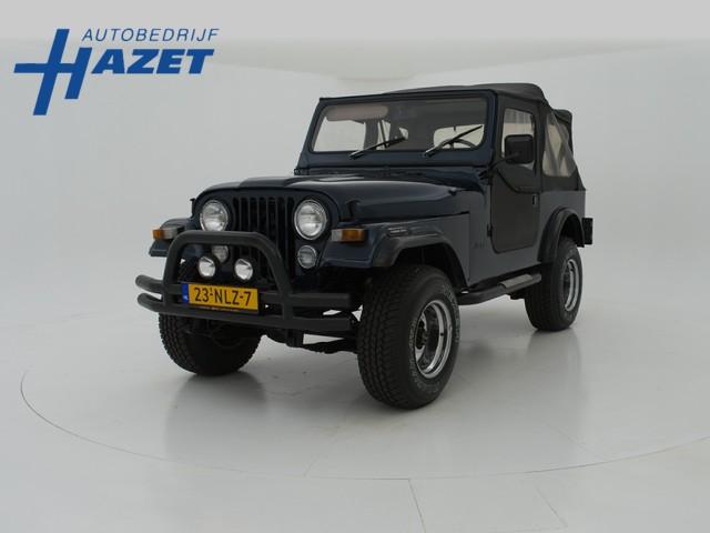 Jeep 4x4 CJ 4.2 CJ-7 4 WHEEL DRIVE SOFT TOP 1980