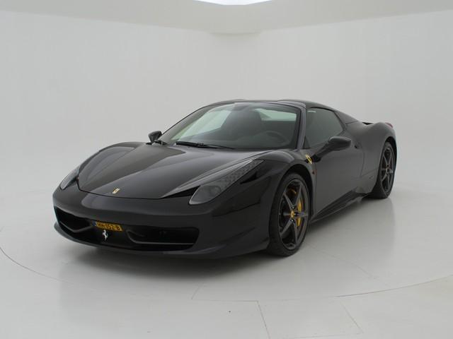 Ferrari 458 4.5 V8 SPIDER