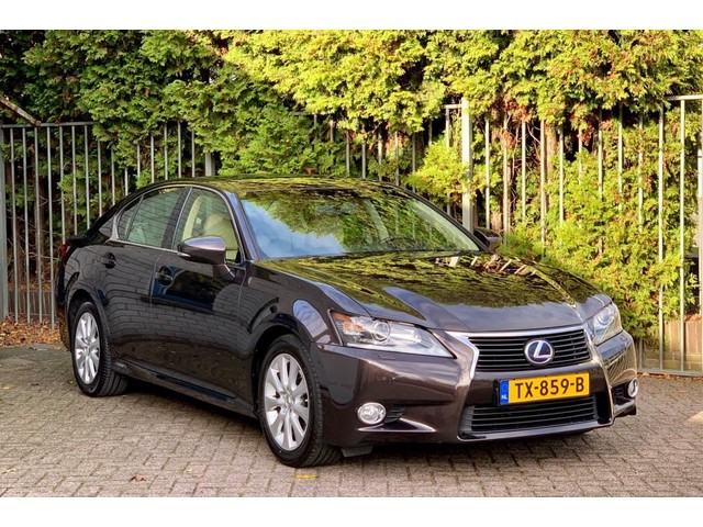 Lexus GS 300h Luxury Line voll. dealer onderh., 1e eigenaar, NAP, Leder, Navi enz...