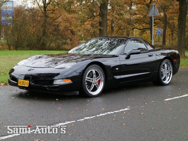 Chevrolet Corvette 5.7 V8 | T-Top | Head-up display | Coupe