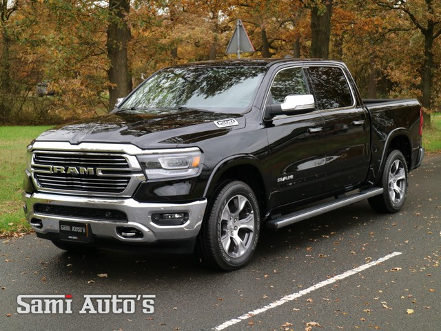 Dodge Ram 1500 | 12 inch scherm | Adaptive cruise control | Lane Keep Assist | 5.7 V8 HEMI 402 PK | Crew Cab 5'7 | 360 graden camera | Pan