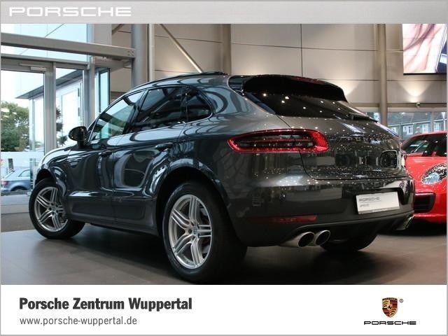 Porsche Macan 3.0 D S Panorama Dak 258pk