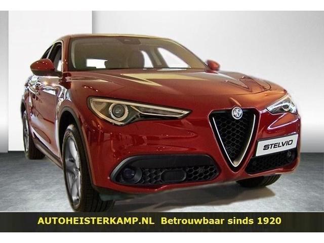 Alfa Romeo Stelvio 2.2d Super 180 PK Navi Memory Xenon