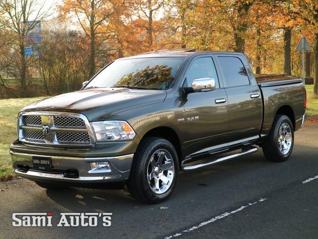 Dodge Ram 1500 | Laramie Edition | 54000 KM | 5.7 V8 HEMI | 396 PK | 4x4 | Crew Cab 5'7 |