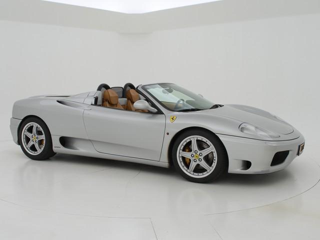 Ferrari 360 3.6 V8 SPIDER F1