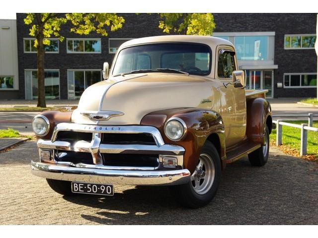 Chevrolet Overige Pick Up 3100 V8 AUT 1954 Five window