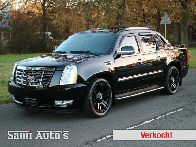 Cadillac Escalade | SOLD | 6.2 V8 410 PK | MARGE | AWD - 4X4 | Full Options | Pick-Up | Avalanche | GMC