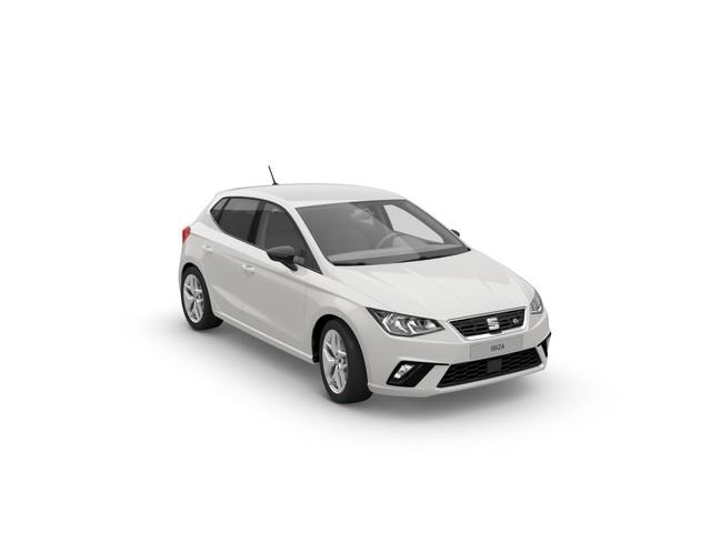 Seat Ibiza 1.0 TSI 95pk FR   Sportstoelen   Climatronic   sportonderstel   Apple carplay   Cruise control   17' lichtmetalen velgen