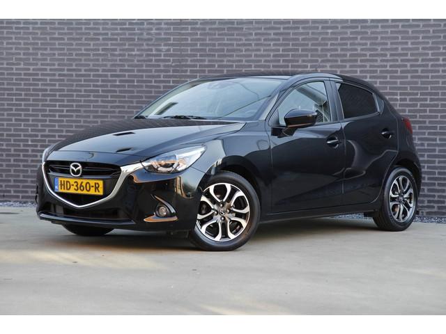 Mazda 2 1.5 Skyactiv-G 90PK GT-M *Sportieve uitvoering | Dealer onderhouden | Navigatie | Clima | Stoelverwarming* !!