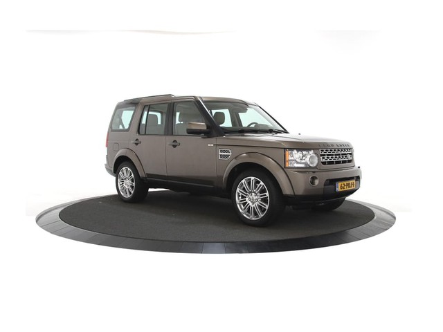 Land Rover Discovery Discovery 3.0 SDV6 HSE
