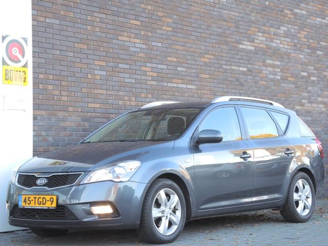 Kia cee'd Sporty Wagon 1.4 105PK ECC NAVIGATIE LM VELGEN CRUISE CD CV+AB