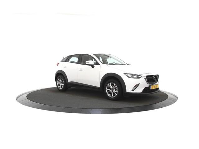 Mazda CX-3 2.0 Skyactive-G Style 120PK Automaat