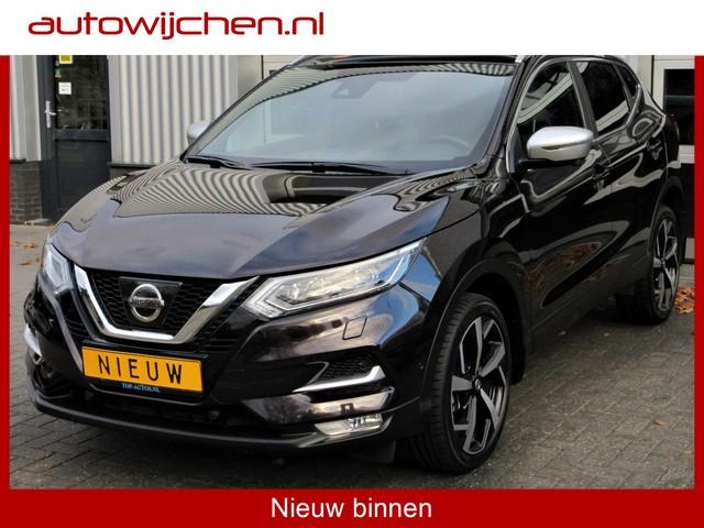 Nissan QASHQAI 1.6 TEKNA + 163PK BOSE NAPPA LEER PANORAMA BI-LED 360 CAM FULL OPTION
