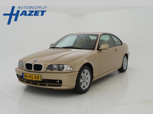 BMW 3 Serie Coupe 318Ci AUT. *12.135 KM* - EERSTE EIGENAAR