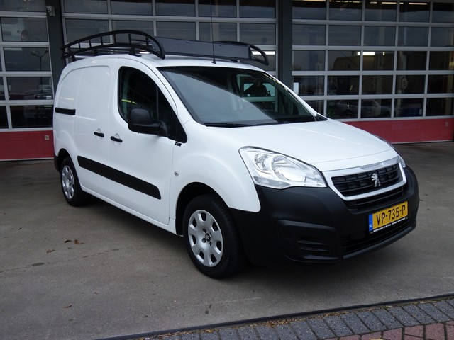 Peugeot Partner 120 1.6 HDi 75 L1 XT Airco