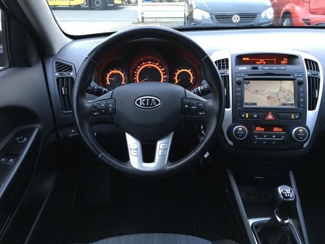 Kia cee'd Sportswagon 1.6 Navi, Cruise, Bluetooth, PDC!