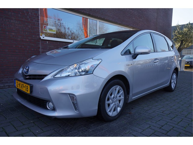 Toyota Prius Wagon 1.8 Aspiration 7 pers Navigatie Pano Clima Camera Actie