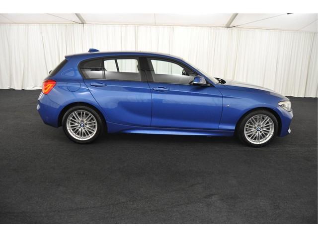 BMW 1 Serie 118d Edition M Sport Shadow High Executive NAVI  PANO ALCANTARA
