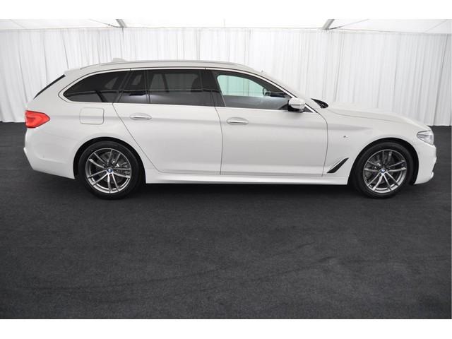 BMW 5 Serie Touring 520d High Executive M-Sport 360º Camera NAVI XENON LEER D-ASSIST