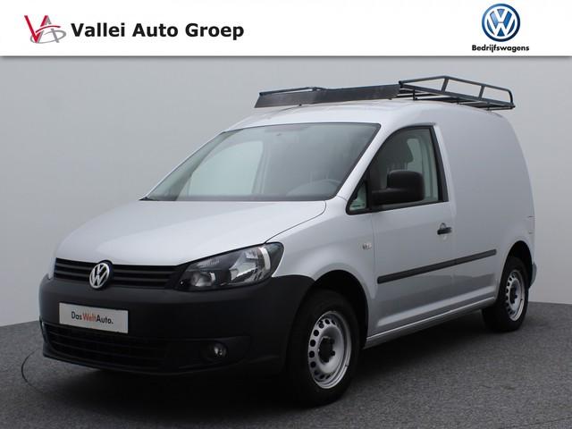 Volkswagen Caddy 1.6 TDI 75PK BMT | Airconditioning | Cruise Control | Tussenschot | Dakdraagsysteem | In hoogte verstelbare bestuurdersstoel | R
