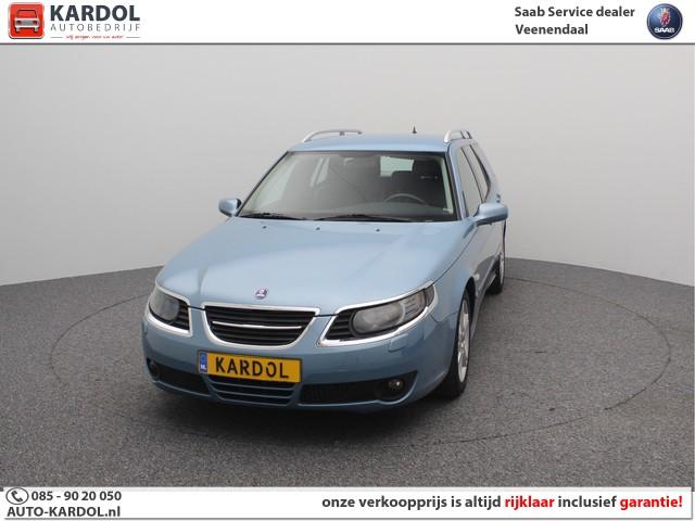 Saab 9-5 Estate 2.3t Vector   Rijklaarprijs